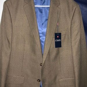 Chaps men's sport coat size: 42 regular